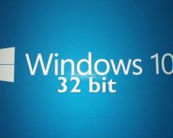 Габриель Аул: Windows 10 получит 32-битную версию