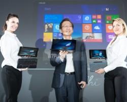 Asus представила семейство Chi – самые тонкие Windows-планшеты в мире