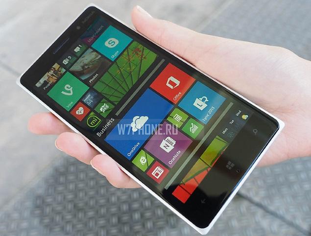 Nokia Lumia 830 — новый год, но пока что старая цена