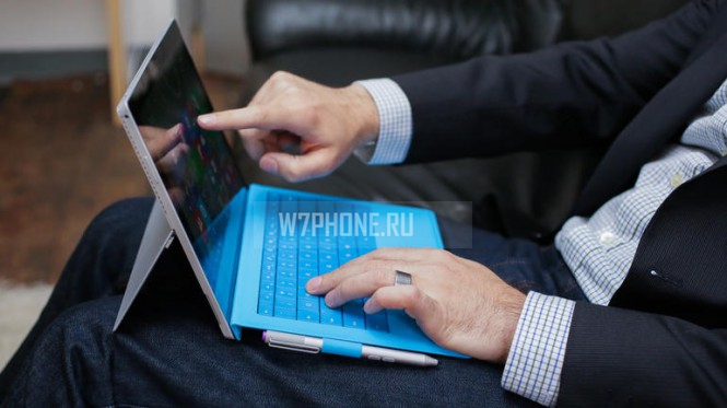 Microsoft обновила пришивку и драйверы Surface Pro