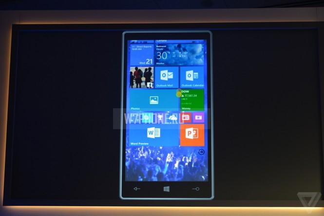Windows 10 на мобильных устройствах