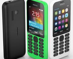 Nokia 215 поступит в продажу в этом квартале, ценник – $29