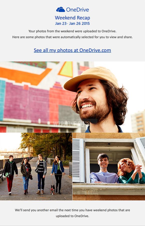 Microsoft представила интеллектуальную систему обработки фотографий в OneDrive