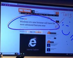 Что общего у Project Spartan и Internet Explorer?