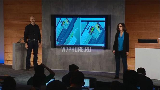 Surface Hub — огромный телевизор с сенсорным экраном от Microsoft