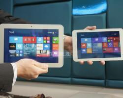 Toshiba представила второе поколение планшетов Encore