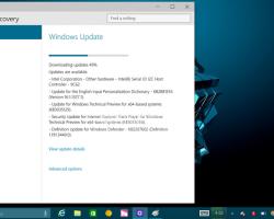 Компания Microsoft выпустила новую сборку Windows 10ипатч сисправлением ошибок