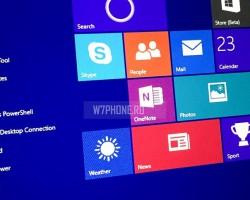 Как вWindows 10вручную включить планшетный интерфейс