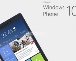 Windows Phone 10 – концепт от индонезийского дизайнера