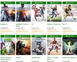 EAпроводит огромную распродажу игр для Xbox