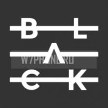 BLACK – интересное приложение для перевода фото в черно-белую пленку