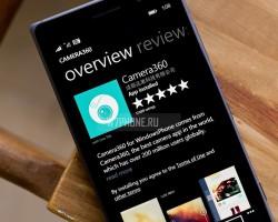Приложения Camera360 для Windows 10не будет