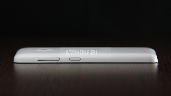 Обзор Lumia 535, фото смартфона.