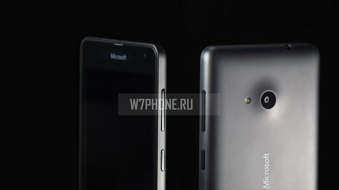 Обзор Lumia 535. Дизайн. Фото.