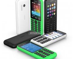 Nokia 215— самый доступный телефон Microsoft уже вРоссии
