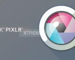 Клиент Pixlr для ПК и планшетов появился в Windows Store