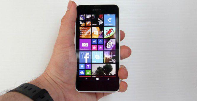 Microsoft выпустит Lumia 635 с 1 ГБ RAM