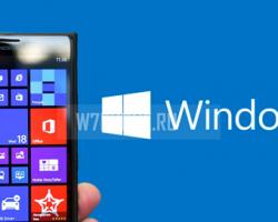Неофициальный метод установки Windows 10 на неподдерживаемые смартфоны