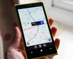 Nokia выпустила обновление карт HERE