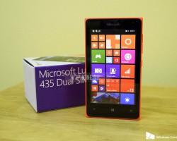 Microsoft Lumia 435 — первые впечатления