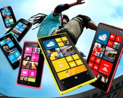 Доля Windows Phone в Европе вдвое выше, чем в среднем на планете