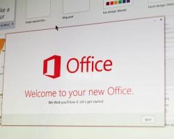 Доступ кOffice 2016 Consumer Technical Preview открыт всем желающим