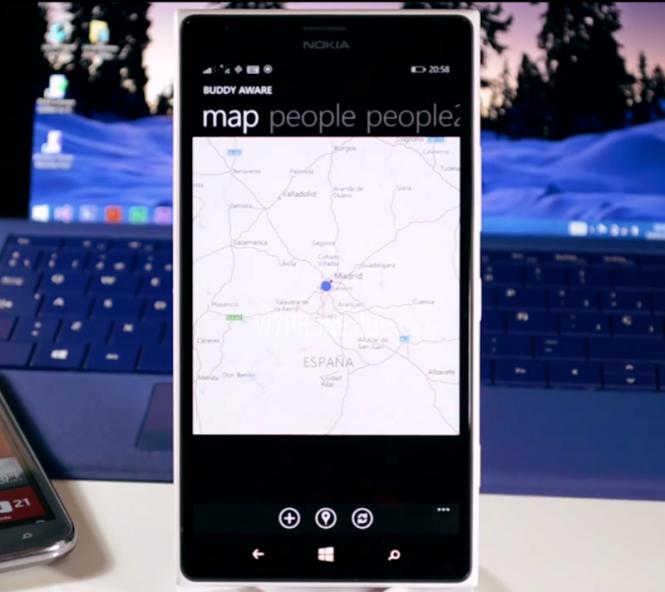 Microsoft работает над приложением People Sense, аналогом Find My Friends