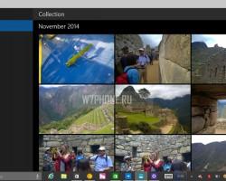 Выпущена новая версия приложения Photos для Windows10
