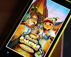 В Subway Surfers новая локация — Гавайи