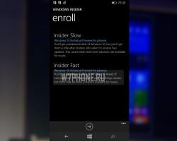В будущем появятся сборки мобильной версии Windows 10 Technical Preview с меньшим количеством багов