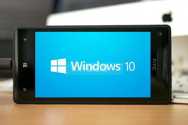 Windows 10 Phone technical preview может выйти 4 февраля