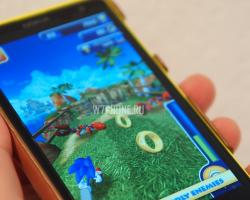 Игра Sonic Dash на Windows Phone и Windows 8 получила большое обновление