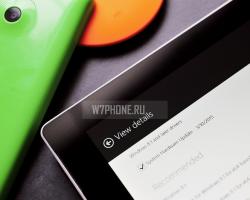Surface Pro 3иSurface RTполучили обновления прошивок