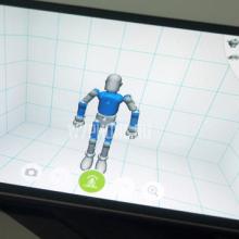 НаWindows Phone появилось приложение Autodesk Tinkerplay