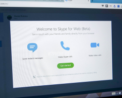 Microsoft рассылает приглашения на тестирование веб-версии Skype