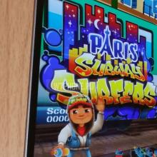 В Subway Surfers новая локация - Париж