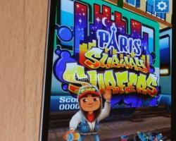 В Subway Surfers новая локация — Париж