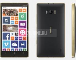 Lumia 830 Gold и Lumia 930 Gold — уже в России!