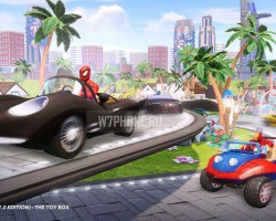 На Windows 8 вышла игра Disney Infinity 2.0: Play Without Limits