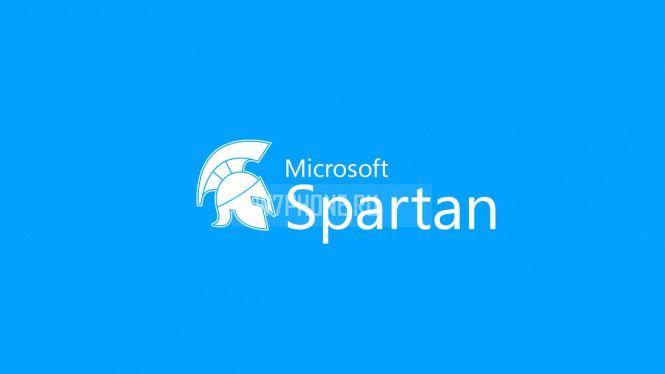 Интерфейс Project Spartan пока оставляет желать лучшего