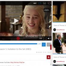 Tubecast стал универсальным YouTube-клиентом для Windows Phone и Windows 8