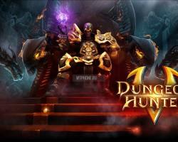 Встречайте! Dungeon Hunter 5  — в магазине приложений
