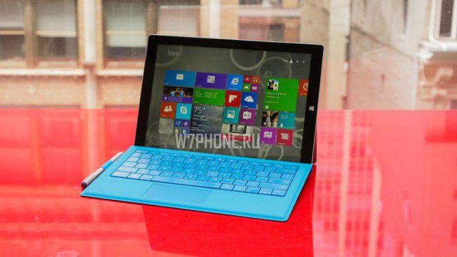 Surface Pro 4 может выйти в июле в двух экземплярах
