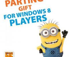Компания Gameloft забросила игру «Гадкий Я: Minion Rush» на Windows Phone 8 и Windows 8