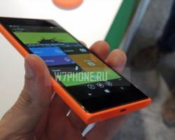 Nokia Lumia 735 начал получать обновление Lumia Denim в России