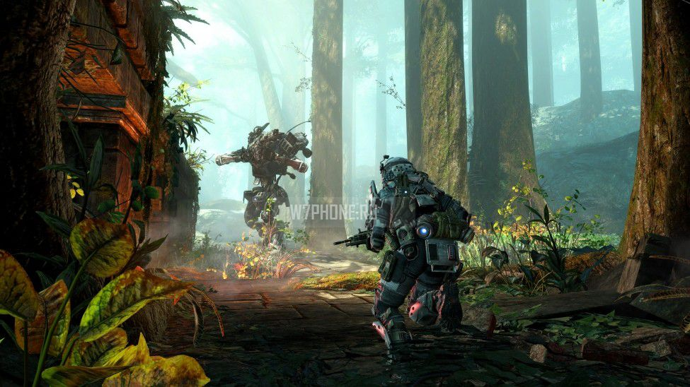 titanfall-swampland