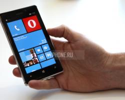 На MWC был представлен Opera mini для Windows Phone