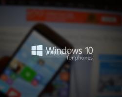 Новая сборка Windows 10 для смартфонов: с браузером Spartan, но без офисных приложений