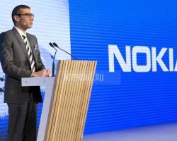 Nokia хочет купить компанию Alcatel-Lucent