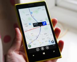 Компания Apple заинтересовалась покупкой карт Nokia HERE